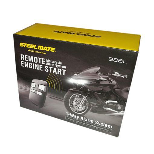 02 جعبه دزدگیر موتور استیل میت مدل 986L-1