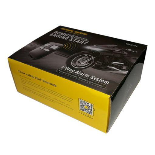 03 جعبه دزدگیر موتور استیل میت مدل 986L-1
