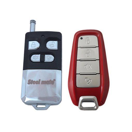 دزدگیر خودرو استیل میت مدل 838 کد ST09