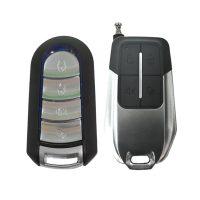 دزدگیر خودرو استیل میت مدل RX1000 کد REDBAT-02